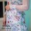 Maxi Dress แซ๊กซี่เดรสคอกลมแขนยาว thumbnail 7