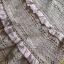 เดรสผ้าลูกไม้สีพาสเทลตกแต่งระบาย thumbnail 9