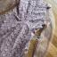 ค็อกเทลเดรสผ้าลูกไม้ลายดอกไม้และผ้าทูลเลโผรงสไตล์เฟมินีน thumbnail 9