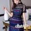 งานเดรส Style Korea เป็นงานเนื้อผ้าลูกไม้เล่นลายสลับ thumbnail 4