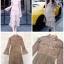 Dress แขนยาวคอบีน เนื้อผ้าลูกไม้ thumbnail 6