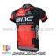 เสื้อจักรยานแขนสั้นทีม BMC 2015 สีดำแดง สั่งจอง (Pre-order) thumbnail 1