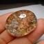 เม็ดโต แก้วปวกเบ็ญจรัตน์+รุ้ง น้ำใสมาก A++ ขนาด 3.5x 2.9cm เหมาะสะสม ทำกำไล thumbnail 2