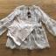 เสื้อผ้าลูกไม้ตกแต่งระบายเพบลัมสไตล์วินเทจ thumbnail 7