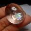 แก้วประกายรุ้ง รุ้งสวยมาก ขนาด 3.6*3 ขนาดทำกำไล จี้ thumbnail 3