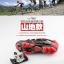 รองเท้าจักรยานเสือหมอบ TIEBAO รุ่น TB36-B816A สีแดงดำ thumbnail 16
