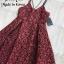 Dress สายเดียวหลังไหว้ thumbnail 6