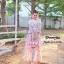 Maxi Dress ยาวแขนยาว thumbnail 2