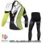 ชุดจักรยานแขนยาวทีม Specialized 14 สีเขียวดำ สั่งจอง (Pre-order) thumbnail 2