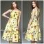 Dress Brand DG สายเดี่ยว สีสวยสดใส thumbnail 3