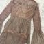 Dress แขนยาวคอบีน เนื้อผ้าลูกไม้ thumbnail 8