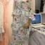 Maxi Dress แซ๊กซี่เดรสคอกลมแขนยาว thumbnail 8