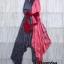 Dress แขนกุดอกV thumbnail 8