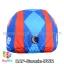 หมวกแก๊บ Garmin 14 (01) สีน้ำเงินขาวแดง thumbnail 3