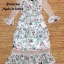 Maxi Dress แซ๊กซี่เดรสคอกลมแขนยาว thumbnail 10