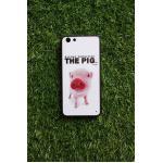 TPU ลายเส้นนูนTHE PIG Oppo A77(F3)