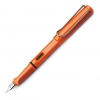 Lamy Safari Orange Fountain Pen (Limited Edition 2011)