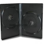 2 Discs DVD Standard Case Black (10 Boxs)
