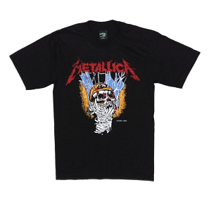 เสื้อยืด วง Metallica แขนสั้น แขนยาว สั่งได้ทุกขนาด S-XXL [Easyriders]