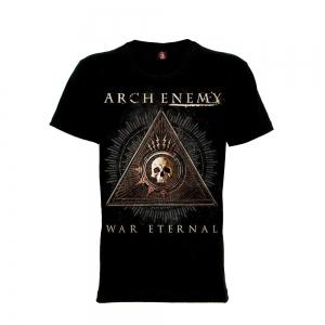 เสื้อยืด วง Arch Enemy แขนสั้น แขนยาว สั่งได้ทุกขนาด S-XXL [Rock Yeah]