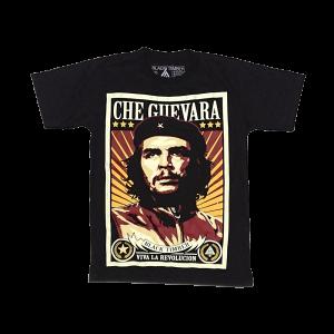 เสื้อยืด วง Che Guevara แขนสั้น แขนยาว สั่งได้ทุกขนาด S-XXL [NTS]