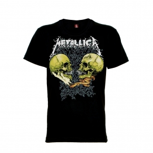 เสื้อยืด วง Metallica แขนสั้น แขนยาว สั่งได้ทุกขนาด S-XXL [Rock Yeah]