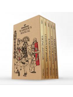คู่มือนักรบโบราณ 5 เล่ม 5 รสชาติ (บรรจุกล่อง : (Box Set)
