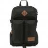 JanSport กระเป๋าเป้ รุ่น Bishop - Black Ballistic Nylon