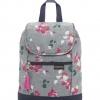 JanSport กระเป๋าเป้ รุ่น Abbie - Chambray Sweet Blossom