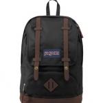JanSport กระเป๋าเป้ รุ่น Cortlandt - Black
