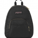 JanSport กระเป๋าเป้ รุ่น Half Pint FX - Black/Gold