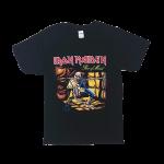 เสื้อยืดวง Iron Maiden ผ้า Gildan xS-3XL [IRONMAIDEN130MAY]