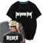 เสื้อยืดแขนสั้น Justin Bieber Purpose พิมพ์ลายหน้าหลัง มี4สี