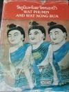 จิตรกรรมฝาผนังในประเทศไทย วัดภูมินทร์เเละวัดหนองบัว โดย เมืองโบราณ ปกแข็ง 124 หน้า พิมพ์ปี 2529