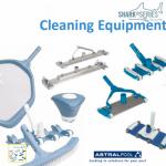 อุปกรณ์ทำความสะอาดสระว่ายน้ำ เกรดอย่างดี / Premium Cleaning Equipment