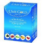 UME GOLD ล้างสารพิษและไขมันอุดตันในหลอดเลือด 1 กล่อง ส่งฟรี ems