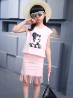 ชุดเสื้อ + กระโปรง Size 160
