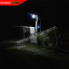 โคมไฟกิ่งโซล่าเซลล์ 10Watt (แสงขาว) thumbnail 10