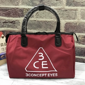 3CE waterproof travel bag *สีแดง