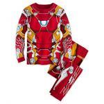 ชุดนอนเด็ก ไอรอนแมน ไซส์ : 2 ปี Iron Man Costume PJ PALS for Boys - Captain America: Civil War