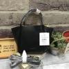 Anello Legato Largo Pu Leather Mini Boston 2 Way Sling *สีดำ