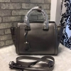 CHARLES & KEITH BOXY TRAPEZE BAG *เทา