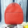 GUESS WOMAN'S BACKPACK *สีแดง