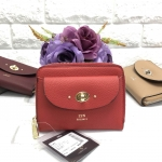 LYN SHORT WALLET BAG *สีแดง