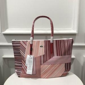Lacoste Tote Bag กระเป๋าลุคสปอรต *แดง