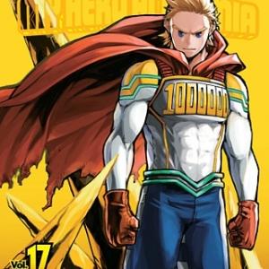 [แยกเล่ม] My Hero Academia เล่ม 1-17