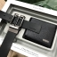 CALVIN KLEIN REAL LEATHER BELT & WALLET VALUE PACK Limited Edition thumbnail 2