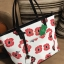 KATE SPADE New York Hyde Lane Poppies Riley Rose Tote Bag *ขาว thumbnail 4