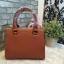 CHARLES & KEITH BASIC STRUCTURED HANDBAG *สีส้มอิฐ thumbnail 3