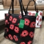KATE SPADE New York Hyde Lane Poppies Riley Rose Tote Bag *ดำ thumbnail 2